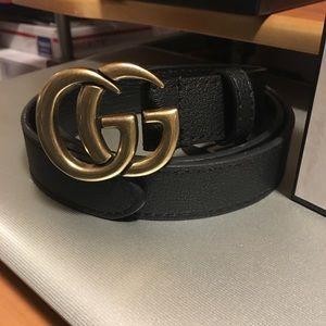 Other - Beautiful GG buckle belt